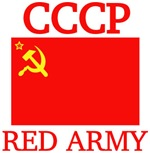 CCCP Red Army Section