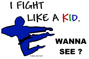 Fight Like A Kid