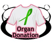 Organ Donation / Donor Awareness Gifts Shirts