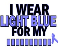 I Wear Light Blue 5