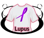 Lupus Awareness Gifts, Shirts, Apparel