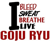 Bleed Sweat Breathe Goju Ryu