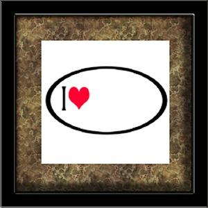 Ovals - I Heart