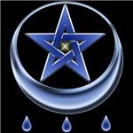 Blessing Symbol & Pentagram