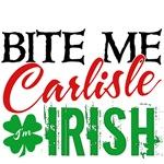 Bite Me Carlisle - I'm Irish