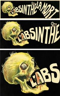 L'Absinthe c'est la mort