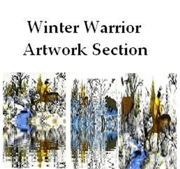 Winter Warrior SPECIAL ART Creations to explore!