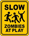 Zombie and Vampire Designs