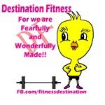 Destination Fitness Chick