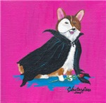 Phantom of the Opera Pembroke Welsh Corgi