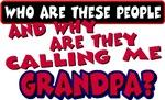 Calling Me Grandpa