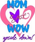 Wow! Mom!