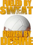 Volleyball Fueled by Sweat