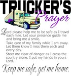 Trucker's Prayer