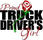 Be Proud - Truck Driver's Girl