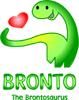 Bronto The Brontosaurus