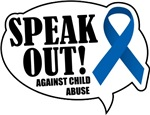 Speak Out Against Child Abuse