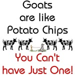 Goats-Potato Chips