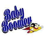 Baby Boomer Mighty Mouse