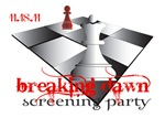 Breaking Dawn Screening Party