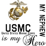 USMC My Nephew MY Hero