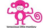 Pink Tenacious Little Monkey