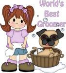 World's Best Groomer and Future Groomer