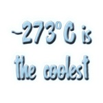 -273 degrees C