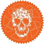 Chainring skull