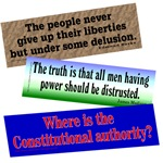 Pursuit of the Constitution