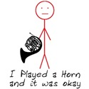 I Played a Horn