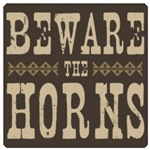 Beware the Horns