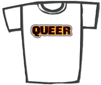 Retro QUEER T-Shirts & Gifts