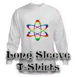 GLBT, Gay, Lesbian & Bi Designs - Long Sleeve Tees