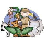 Jungle Safari Boy