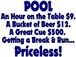 Pool... Priceless