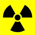 Radiation Warning Sign-Symbol