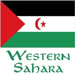 Western Sahara Flag/Name