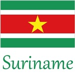 Suriname Flag/Name