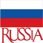 Russia Flag/Name
