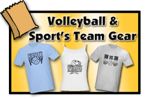 Volleyball/Team Gear