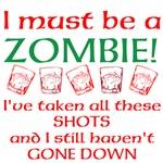 Zombie Shots