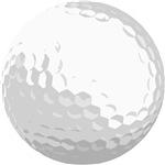 Golf Ball Club PGA Masters