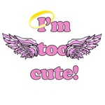I'm Too Cute Angel