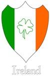 Vintage Irish Crest