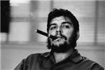 Che Guevara Thinking