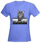 APPAREL - NORA THE PIANO CAT™