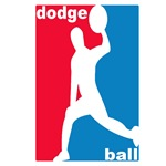 Dodgeball Association Shirts