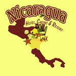 Nicaragua Hotel Casino T-Shirt