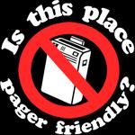Pager Friendly Place Shirt
